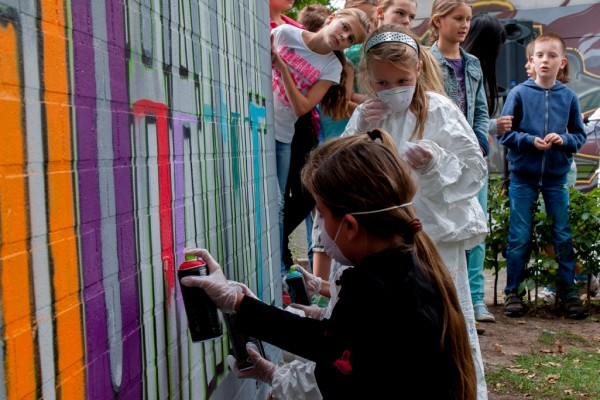 Muurschildering-Bassisschool NHJ Oss (3)