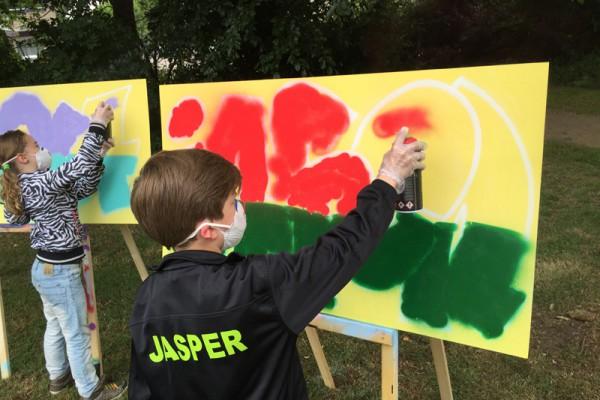 Graffiti workshop 15