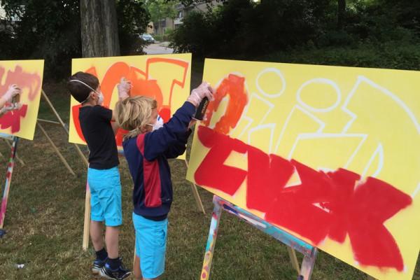Graffiti workshop 18