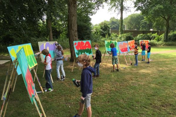 Graffiti workshop 22