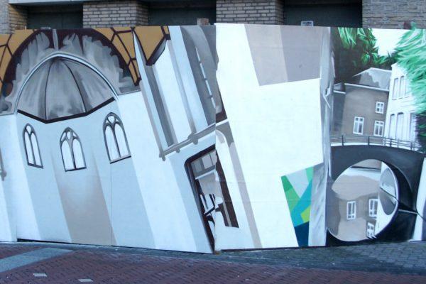 Muurschildering GZG  (2)