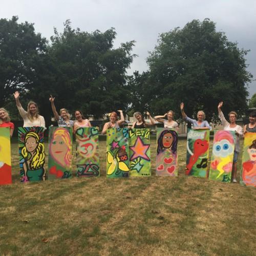 Workshops voor vrijgezellen, kinderfeesten en bedrijfsfeesten