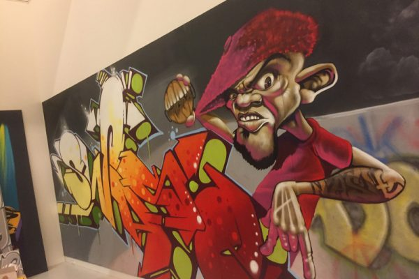 Kings of Colors - Mural Noordbrabants Museum 11
