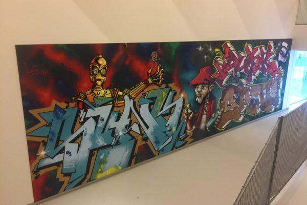 Kings of Colors - Mural Noordbrabants Museum 7