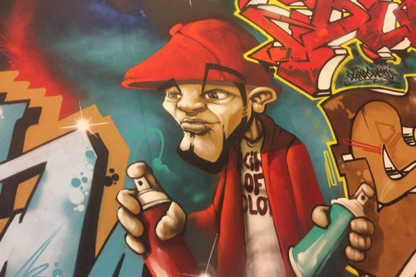 Kings of Colors - Mural Noordbrabants Museum 8