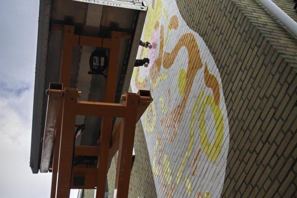 Den Bosch Murals - Van Gogh Mural 2019 (2)