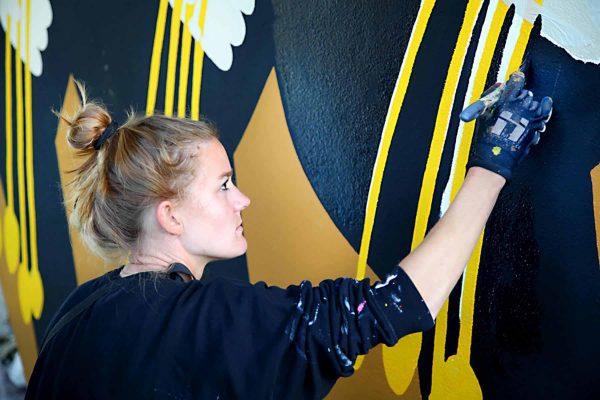 Van Gogh Mural Helmond - Ilse-Weisfelt (1)