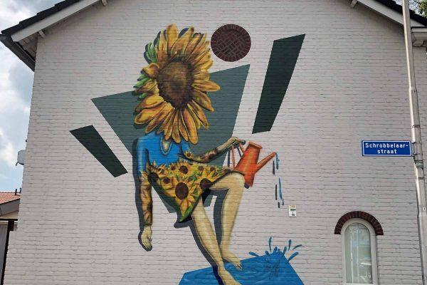 Van Gogh Mural Tilburg (3)