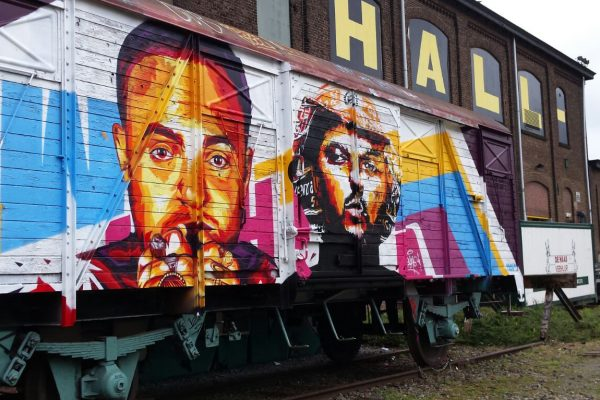 Kings of Colors - Mural Woohah (2)