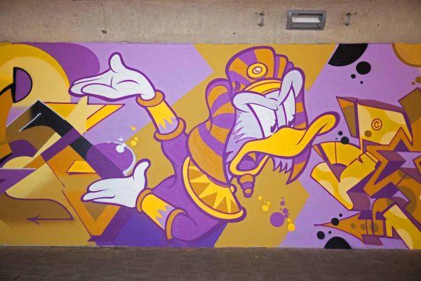 Kings of Colors - Van Herpensweide Mural 10