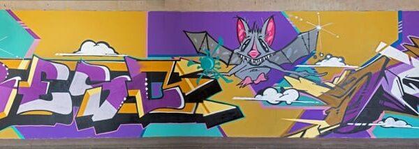 Kings of Colors - Van Herpensweide Mural 13