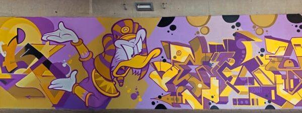 Kings of Colors - Van Herpensweide Mural 14
