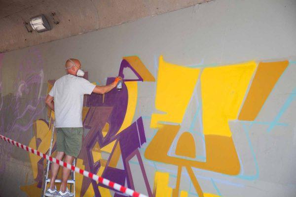 Kings of Colors - Van Herpensweide Mural 2